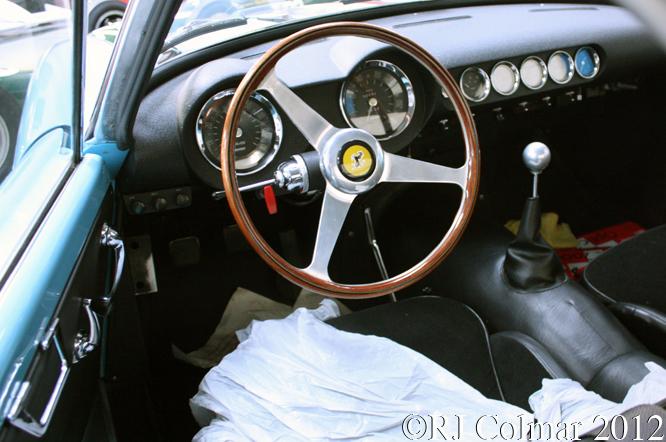Ferrari 250 GT SWB Berlinetta Competizione, Hall & Hall, Bourne