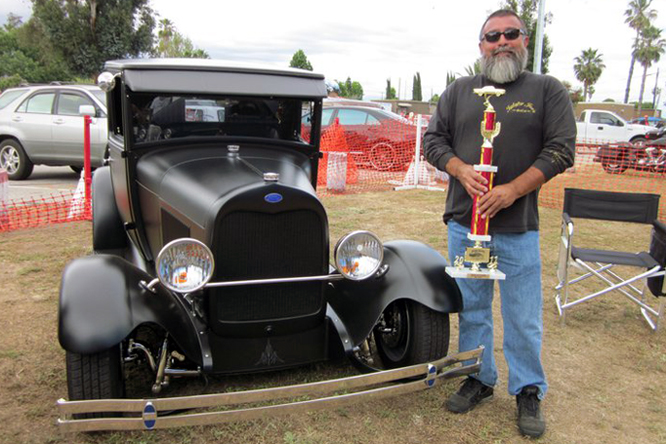 Ford Model A, Johnny Martinez