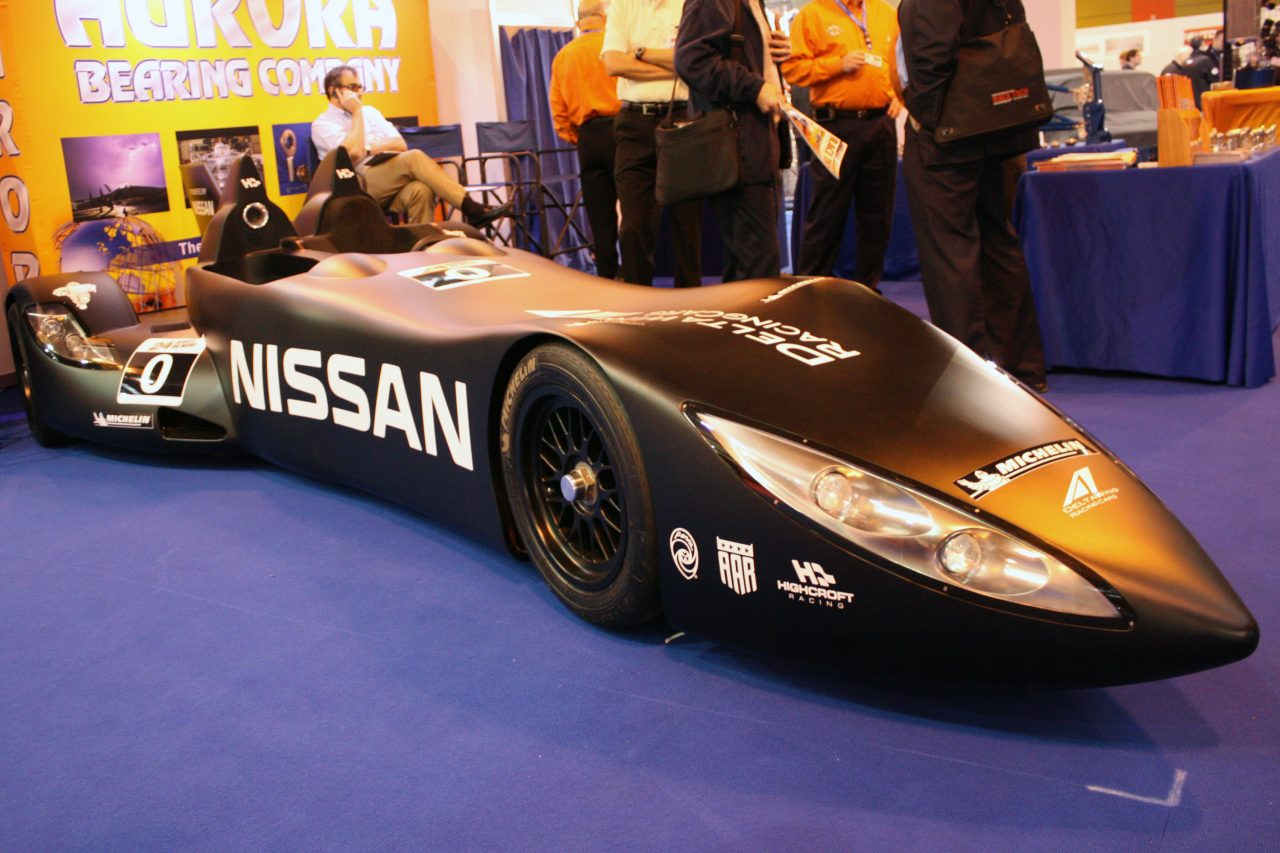 Nissan Deltawing, Autosport International, NEC, Birmingham