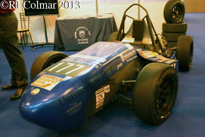 UDM, Autosport International, NEC, Birmingham