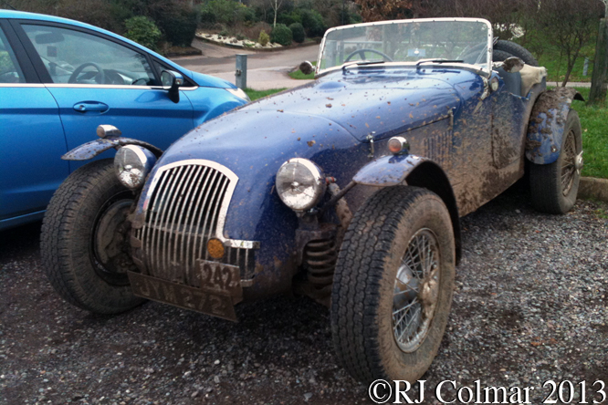 Allard M Special, Crealy Park, Exeter Trial