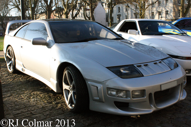 Nissan 300ZX, Avenue Drivers Club, Queen Square, Bristol