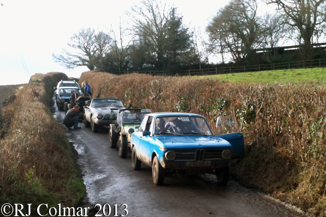 BMW 2002, Tillerton Steep, Exeter Trial