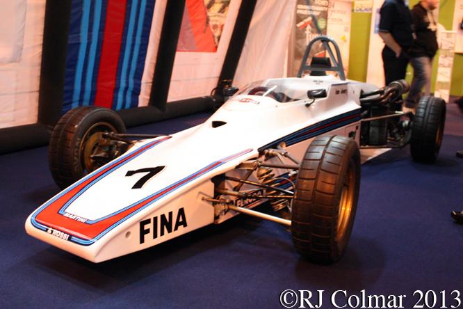 Lola T340, Autosport International, NEC, Birmingham
