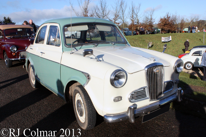 Wolseley 1500, Frogmill, Andoversford