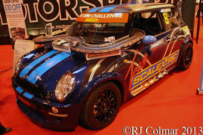 Mini Cooper Works, Autosport International, NEC, Birmingham