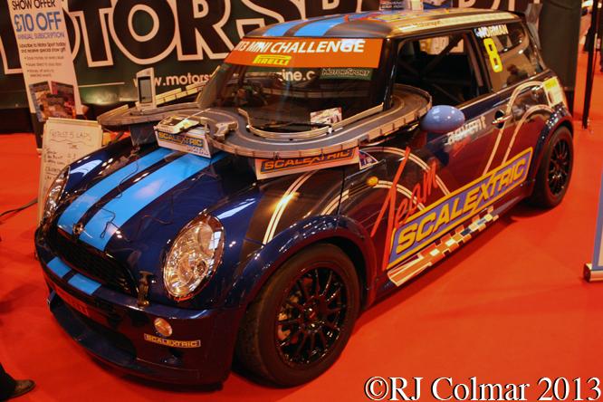 Mini Cooper Works, Autosport International, NEC, Birmingham
