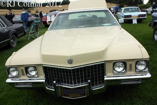 Cadillac Coupe de Ville, Classics at the Castle, Sherbourne