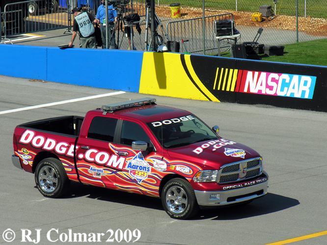 Dodge Ram, Aarons 499, Talladega, Superspeedway