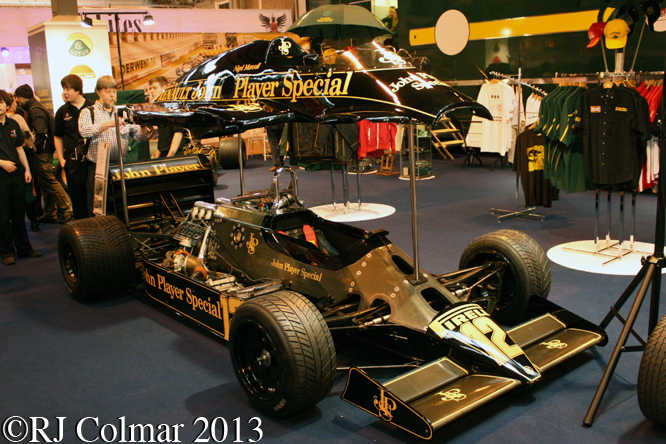 Lotus Renault 94T, Autosport International, NEC, Birmingham