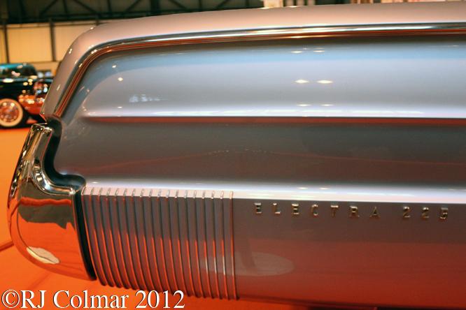 Buick Electra 225 Riviera, Classic Motor Show, NEC, Birmingham