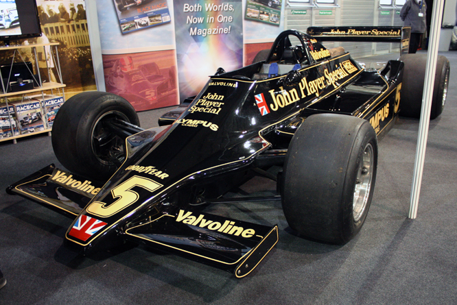 Lotus Ford 79, Race Retro, Stoneleigh