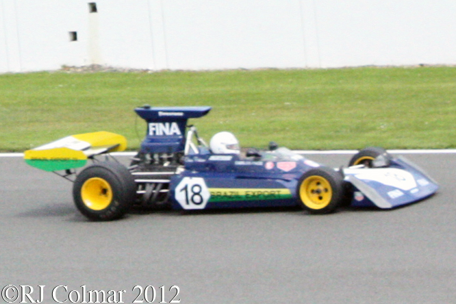 Surtees Ford TS14A, Silverstone Classic
