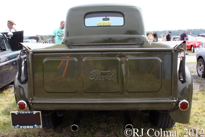 Ford F1 Pickup, Summer Classics, Easter Compton