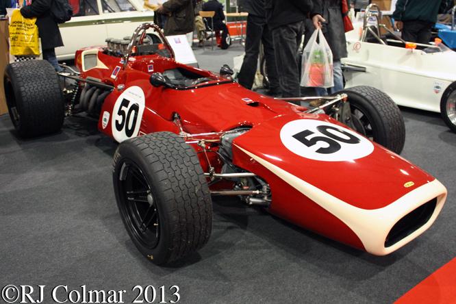 Lola Chevrolet T140, Race Retro, Stoneleigh