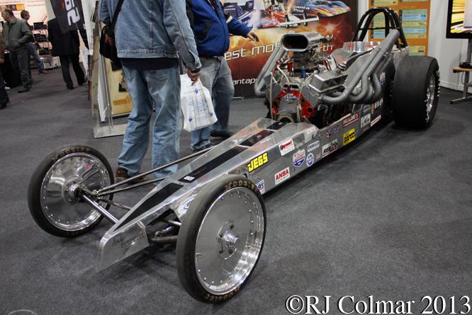 WB91, Time Traveller, Race Retro, Stoneleigh
