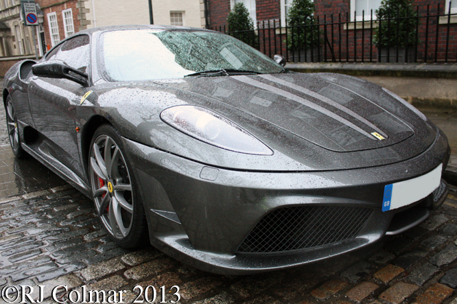 Ferrari F 430 Scuderia, Avenue Drivers Club, Queen Square, Bristol