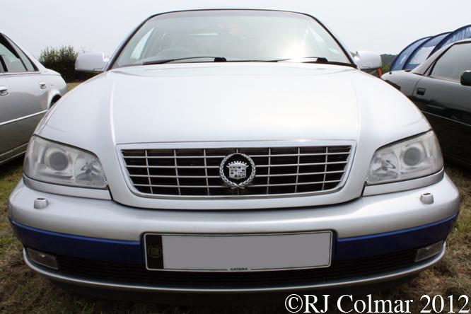 Cadillac Catera, Summer Classics, Easter Compton
