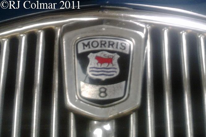Morris 8 Series E, Atwell Wilson Museum, Calne