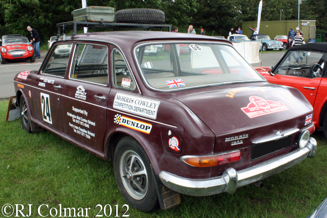 Morris 1800, Classic and Sports Car Action Day, Castle Combe