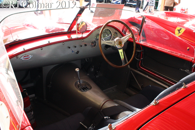 Ferrari 250 TR, Goodwood Revival