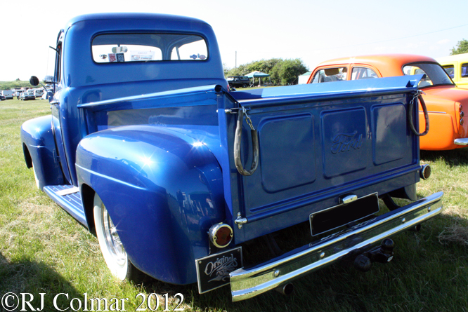 Ford F1 Pickup, Yanks Picnic Shakespeare County Raceway