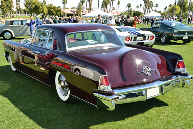 Continental Mark II, Desert Classic C d'E, Palm Springs