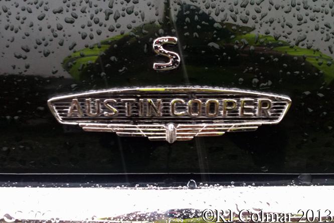 Austin Cooper S, Great Western Sprint, Castle Combe