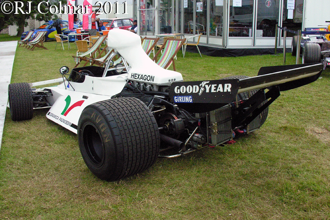 Brabham BT42, Goodwood Festival of Speed,