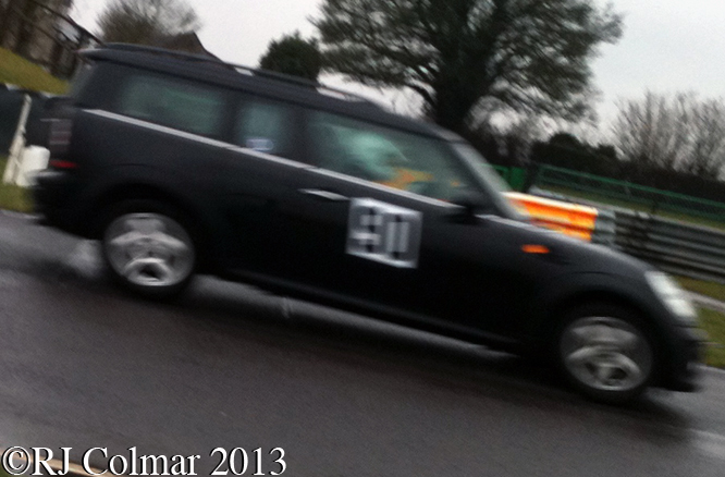 Mini Cooper, Great Western Sprint, Castle Combe