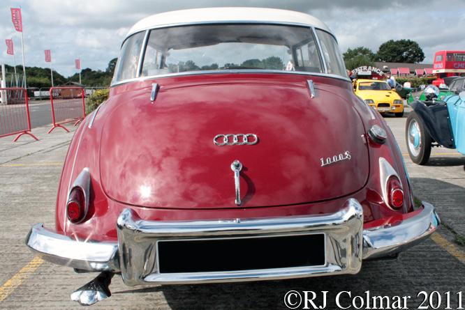 Auto Union 1000S, Rare Breeds, Haynes International Motor Museum