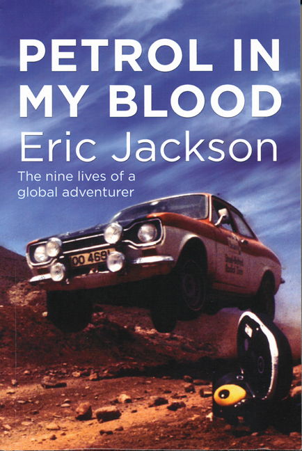 Petrol In My Blood, Eric Jackson