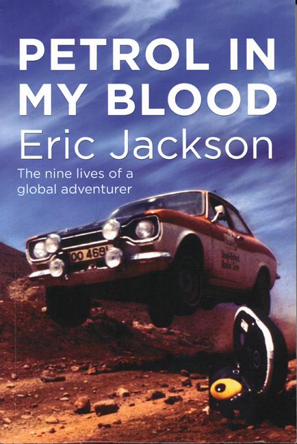 Petrol In My Blood, Eric Jackson