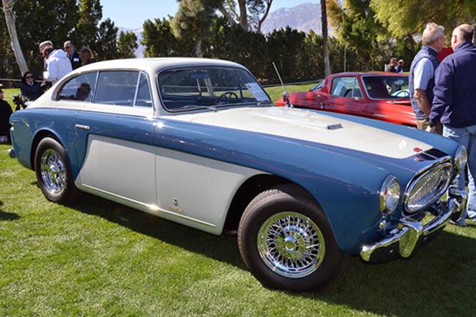 Cunningham C3, Desert Classic Concours d'Elegance, Palm, Springs, CA