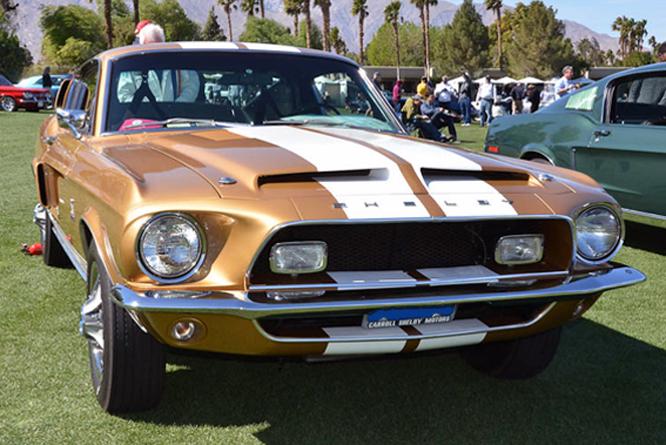 Shelby Cobra GT500, Desert Classic Concours d'Elegance, Palm, Springs, CA