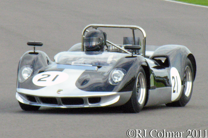 McLaren Elva Mark I, Goodwood Revival