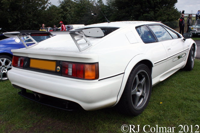 Lotus Esprit, Sport 350, Classic and Sports Car Action Day, Castle Combe