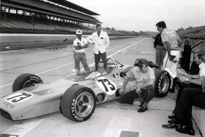 McLaren Offy M15, Indy 500