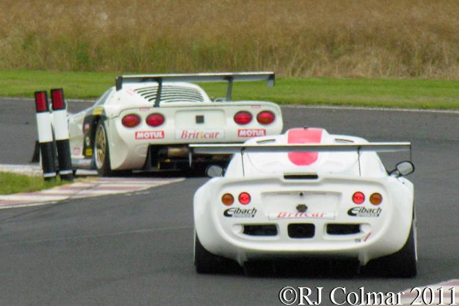 Mosler MT900 R, Lotus Exige, Britcar, Castle Combe