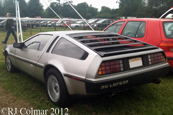 DeLorean DMC-12, Goodwood Festival Of Speed