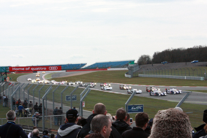 Start, 6 Hours Of Siverstone, Silverstone, UK