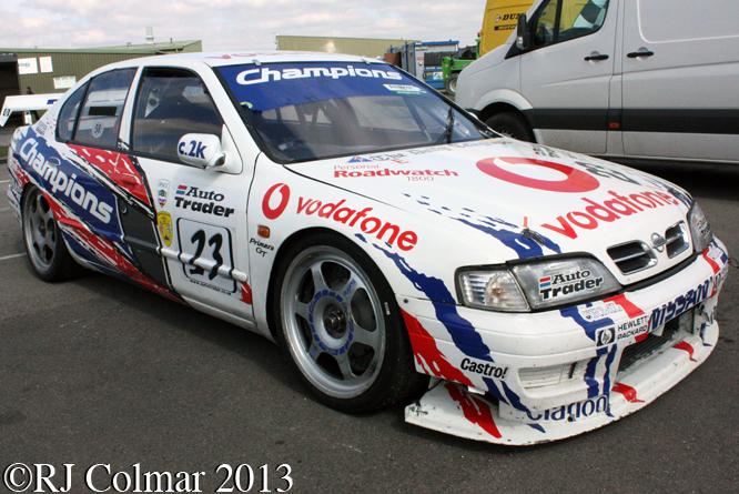 Nissan Primera GT, Thruxton Easter Revival