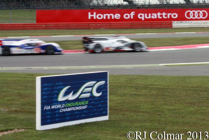 Kristensen.Audi, Wurz, Toyota, 6 Hours Of Siverstone, Silverstone, UK