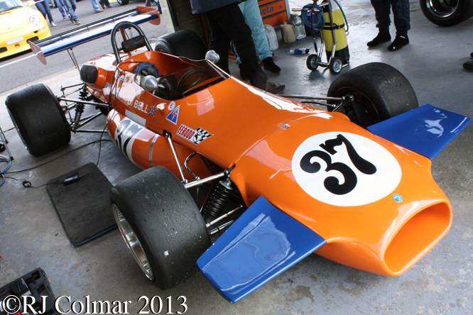 Brabham BT30, Thruxton Easter Revival
