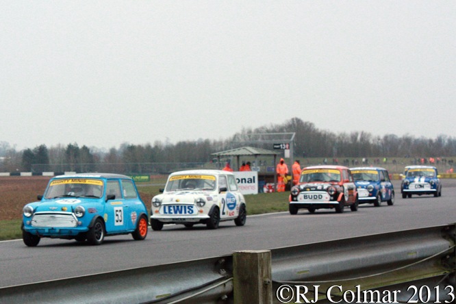 BRSCC, Mighty Minis Championship, Howards Day, Castle Combe