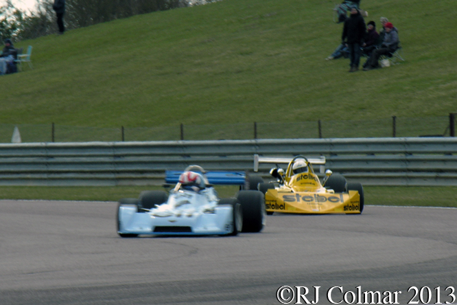 Jochen Rindt Trophy Race, Thruxton Easter Revival