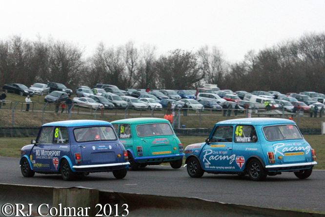 BRSCC, Super Mighty Minis Championship, Howards Day, Castle Combe