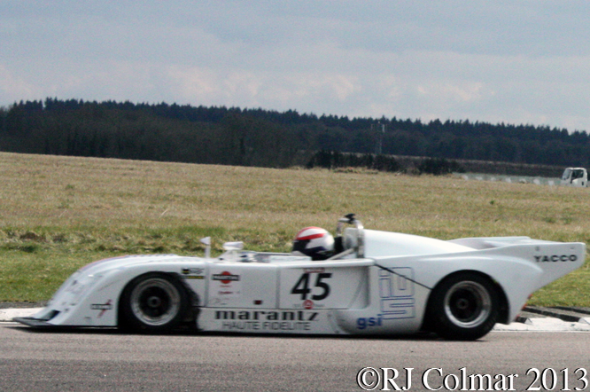 Chevron B36, Thruxton Easter Revival