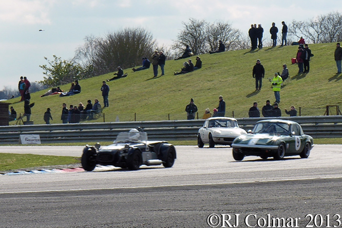 HSCC Historic Road Sports Race, Thruxton Easter Revival