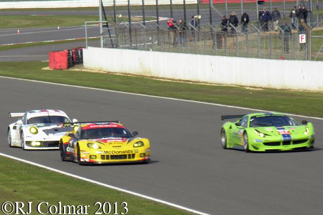 Ferrari, Chevrolet, Porsche, Hangar Straight, 6 Hours Of Siverstone,